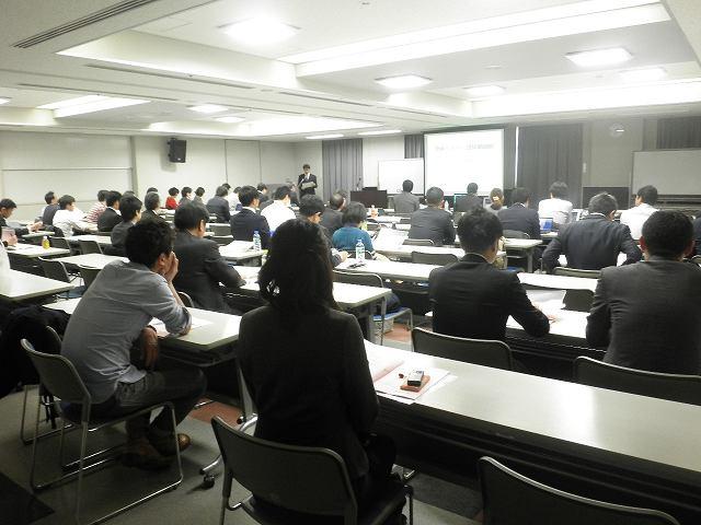 IPv6セミナー2014 Winter 会場の様子