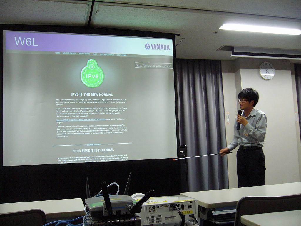 IPv6セミナー2014 Winter 第3部