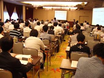 技術者のためのIPv6セミナー2012 会場の様子