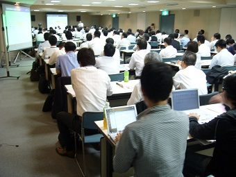 IPv6セミナー2011 会場の様子